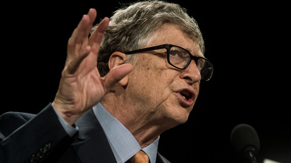 Bill Gates Sounds Alarm On Bitcoin's Energy Consumption–Here's Why Crypto Is Bad For Climate Change